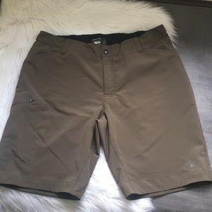 Men's Khaki Brown REI Shorts